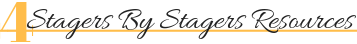 4 Stagers By Stagers